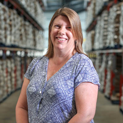 Nicole Riggall - Customs & Forwarding Services